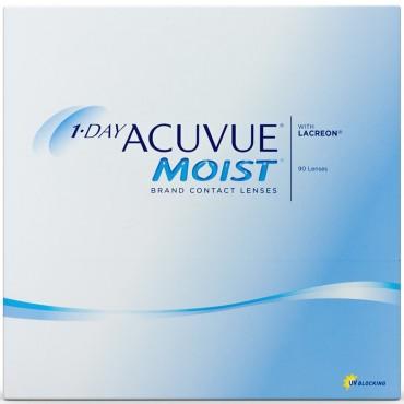1-day Acuvue Moist (90) soczewki kontaktowe od www.intersoczewki.pl