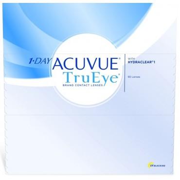 1-day Acuvue TruEye (90) soczewki kontaktowe od www.intersoczewki.pl