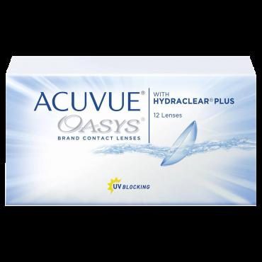 Acuvue Oasys (12) soczewki kontaktowe od www.intersoczewki.pl