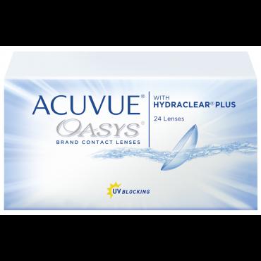 Acuvue Oasys (24) soczewki kontaktowe od www.intersoczewki.pl