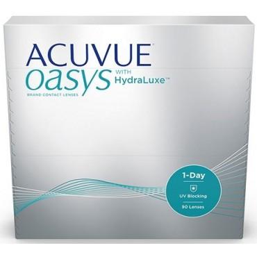 Acuvue Oasys 1-Day (90) soczewki kontaktowe od www.intersoczewki.pl