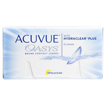 Acuvue Oasys  soczewki kontaktowe od www.intersoczewki.pl