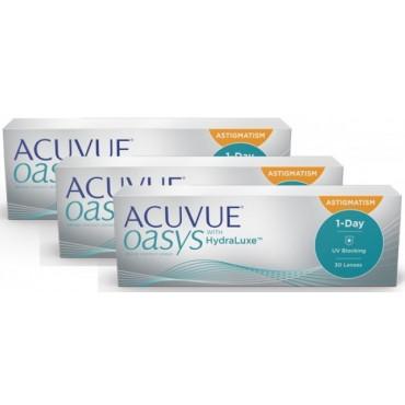 Acuvue Oasys 1-Day for Astigmatism (90)  soczewki kontaktowe od www.intersoczewki.pl