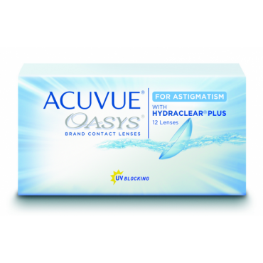 Acuvue Oasys for Astigmatism (12) soczewki kontaktowe od www.intersoczewki.pl