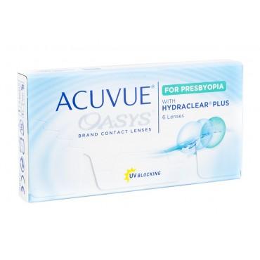 Acuvue Oasys for Presbyopia  soczewki kontaktowe od www.intersoczewki.pl