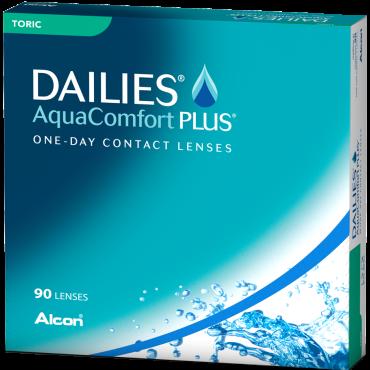 Dailies Aquacomfort Plus Toric (90) soczewki kontaktowe od www.intersoczewki.pl