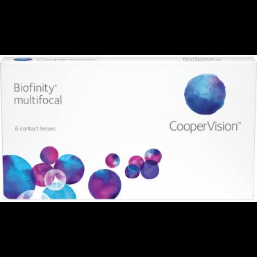 Biofinity Multifocal (6) soczewki kontaktowe od www.intersoczewki.pl