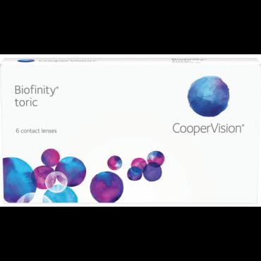 Biofinity Toric (6) soczewki kontaktowe od www.intersoczewki.pl