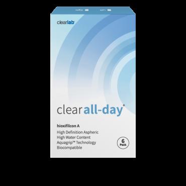 Clearall-day  soczewki kontaktowe od www.intersoczewki.pl