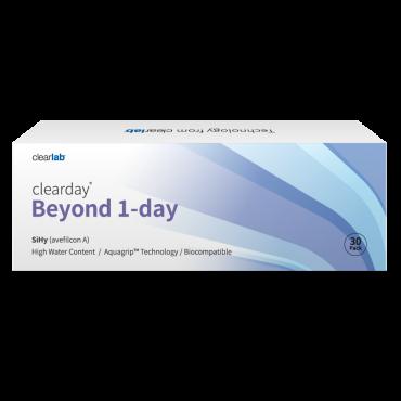 Clearday Beyond 1-Day (30) soczewki kontaktowe od www.intersoczewki.pl