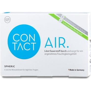 Contact Air spheric  soczewki kontaktowe od www.intersoczewki.pl