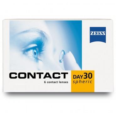 Contact Day 30 Spheric (6) soczewki kontaktowe od www.intersoczewki.pl