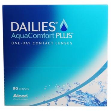 Dailies AquaComfort Plus (90) soczewki kontaktowe od www.intersoczewki.pl