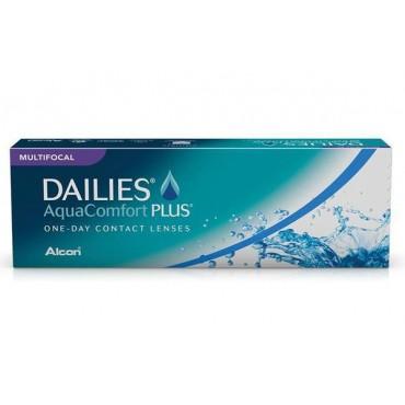 Dailies AquaComfort Plus Multifocal (30) soczewki kontaktowe od www.intersoczewki.pl