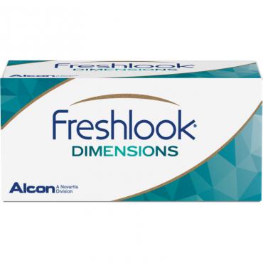 Freshlook Dimensions  soczewki kontaktowe od www.intersoczewki.pl