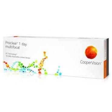 Proclear 1-Day Multifocal (30) soczewki kontaktowe od www.intersoczewki.pl