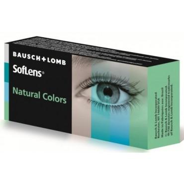 Soflens Natural Colors (Plano)  soczewki kontaktowe od www.intersoczewki.pl