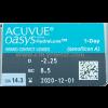 Acuvue Oasys 1-Day (30) soczewki kontaktowe od www.intersoczewki.pl