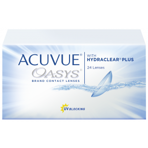 Acuvue Oasys contact lenses (24-pack)