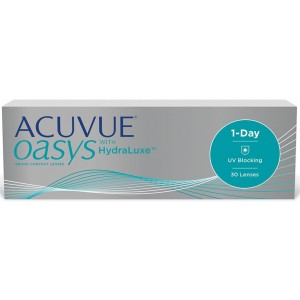 Acuvue Oasys 1-Day 30-pack