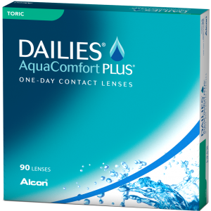 Dailies Aquacomfort Plus Toric (90)