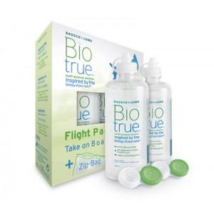 Biotrue Flight Pack - 2 x 60ml.