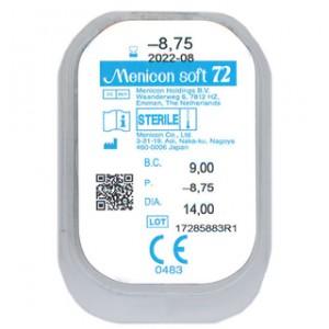 Menicon Soft 72
