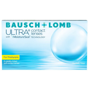 Bausch + Lomb ULTRA for Presbyopia 6-pack